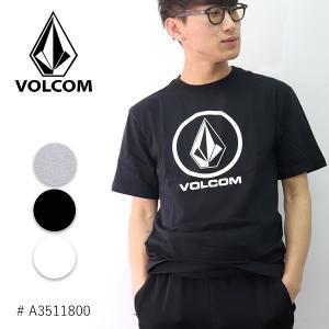 ボルコム【VOLCOM】CRISP STONE S/S TEE A3511800 メンズ Tシャツ ...