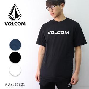 ボルコム【VOLCOM】CRISP EURO S/S TEE A3511801 メンズ Tシャツ 半...