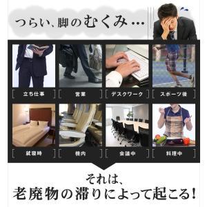 大きいサイズ 着圧ソックス メンズ 締-TAI- (タイ) 膝上 ニーハイ オープントゥ L-LLサイズ|bodycreate|05