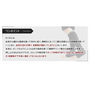 大きいサイズ 着圧ソックス メンズ 締-TAI- (タイ) 膝上 ニーハイ オープントゥ L-LLサイズ|bodycreate|06