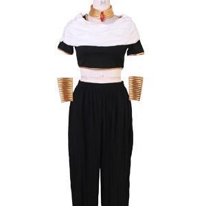 コスプレ ハロウィン マギ ジュダル 風 コスチューム一式 5点セット costume706