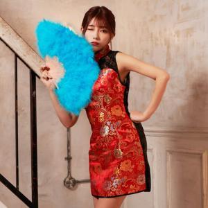 コスプレ チャイナドレス コスチューム 衣装 ラブリーセクシーチャイナワンピ bodylinecojp
