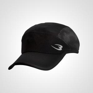 リフレクティブランニングキャップ / BODYMAKER ボディメーカー 帽子 ぼうし 日よけ メッシュ ランニング キャップ ランニング アウトドア|bodymaker