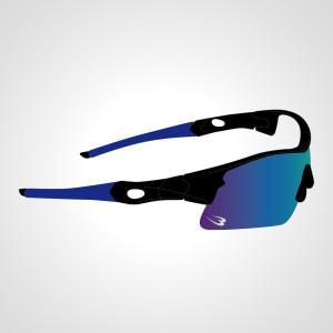 BM スポーツサングラス9A(偏光レンズ) BODYMAKER サングラス 偏光 偏光サングラス メンズ スポーツサングラス ドライブ スポーツ 釣り|bodymaker