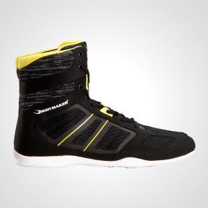 リングシューズ BODYMAKER ボディメーカー 靴 シューズ リングシューズ ボクシング フットワーク  アッパー 軽い 軽量|bodymaker