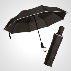ワンタッチ自動開閉式折り畳み傘 BODYMAKER 傘 おりたたみ 雨 防水 携帯 かさ アンブレラ|bodymaker