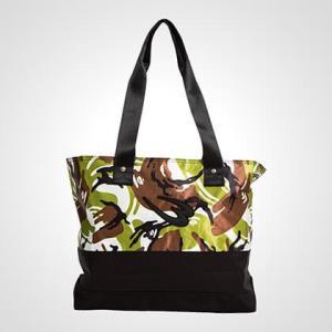 カモプリントトートバッグ BODYMAKER ボディメーカー メンズ レディース カジュアルバッグ 鞄 カバン トートバッグ 手持ち 手さげ|bodymaker