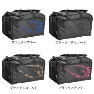 スポーツジムユースバッグ2 / 軽量 大容量 カバン 鞄 30L ハニカム ショルダーバッグ 2WAY トレーニング アウトドア 部活 bodymaker 02