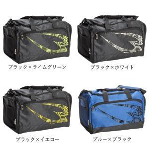 スポーツジムユースバッグ2 / 軽量 大容量 カバン 鞄 30L ハニカム ショルダーバッグ 2WAY トレーニング アウトドア 部活 bodymaker 03