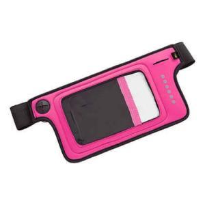 スマートフォン用ウエストポーチ2 BR019 / BODYMAKER ボディメーカー 小物 スマートフォン iphone android タッチパネル|bodymaker|05