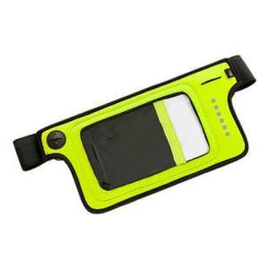 スマートフォン用ウエストポーチ2 BR019 / BODYMAKER ボディメーカー 小物 スマートフォン iphone android タッチパネル|bodymaker|06