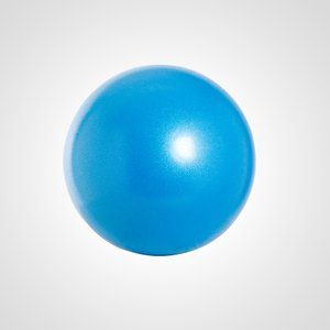自宅で気軽にエクササイズができるバランスボール。体幹や美しい姿勢をサポートします。 ソフトな素材の小...