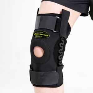 ニーサポーターSP ハードサポート BODYMAKER ボディメーカー 膝 ヒザ サポート 固定 サポーター ホールパッド|bodymaker