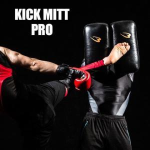 キックミットプロ / BODYMAKER ボディメーカー ミット 空手 ボクシング キックボクシング 総合格闘技 ラッシュ 練習 打撃 bodymaker