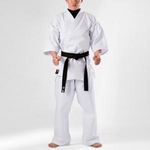 純白フルコンタクト空手衣(上下セット) 2号 KW2 BODYMAKER ボディメーカー 空手衣 フルコンタクト LP_karate_do