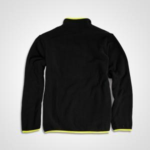 フリースジップアップジャケット BODYMAKER ボディメーカー ブルゾン スノーボード アウトドア スキー ウェア ロゴ|bodymaker|05
