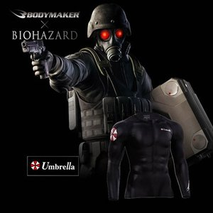 BIOHAZARD Umbrella BM・GEARロングス...