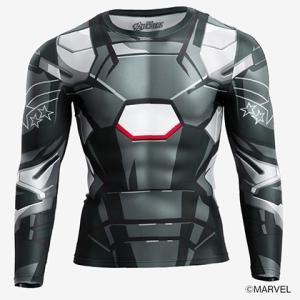 BM・GEAR <ウォーマシン> ロングスリーブ / BODYMAKER ボディメーカー ジャストフィット 吸汗 速乾 伸縮性 クールダウン|bodymaker