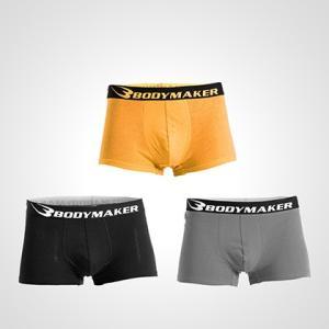 ボクサーパンツ3枚セット / BODYMAKER ボディメーカー メンズ 男性下着 インナー 下着 パンツ インナーパンツ ボクサーパンツ|bodymaker