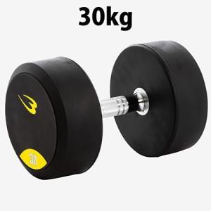 PUダンベル 30.0kg / BODYMAKER ボディメーカー ダンベル ウエイトトレーニング トレーニング 筋トレ ジム スポーツ bodymaker
