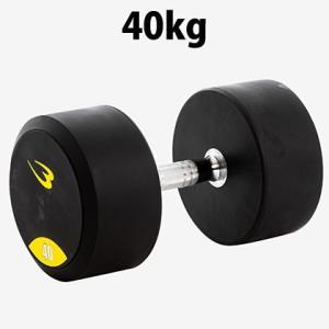 PUダンベル 40.0kg / BODYMAKER ボディメーカー ダンベル ウエイトトレーニング トレーニング 筋トレ ジム スポーツ bodymaker
