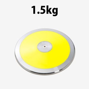 陸上競技 円盤投げ用円盤 1.5kg BODYMAKER ボディメーカー 陸上競技 円盤 円盤投げ用円盤|bodymaker