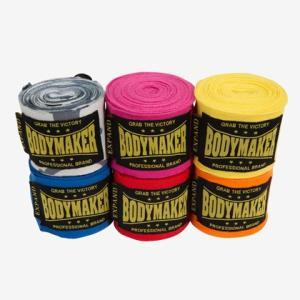 バンデージ 伸縮 BODYMAKER ボディメーカー バンテージ バンデージ 拳 ジム ボクシング ボンクシング ボクサー 格闘技|bodymaker