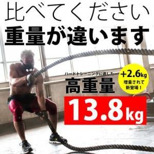 トレーニングロープ BODYMAKER ボディメーカー トレーニング ロープ 強化 体幹 筋力 体幹力 心肺機能 心肺トレーニング 体力 ロープトレー|bodymaker