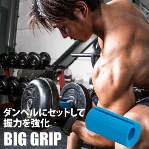 ビッグ グリップ BODYMAKER ボディメーカー バーベル プレート 重り シャフト パーツ カラー トレーニング用品 筋トレ|bodymaker