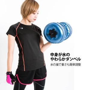 ウォーターダンベル 2個セット / BODYMAKER ボディメーカー 筋トレ 腹筋 体幹トレーニング 筋肉 ベンチプレス 背筋|bodymaker