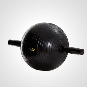 アブスライダーΦ BODYMAKER ボディメーカー 腹筋ローラー 腰 立ちコロ ホイール トレーニング 腹筋 インナーマッスル|bodymaker