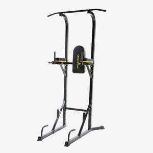 チン&ディッピングスタンド/ BODYMAKER ボディメーカー 筋トレ 筋肉 上腕二頭筋 スポーツジム 肉体改造 背筋 懸垂 ディップス 背中 チン|bodymaker