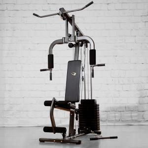 ホームジムDX BODYMAKER ボディメーカー筋トレ 筋肉 ラック 自宅 握力 筋力トレーニング 下半身 筋力アップ 懸垂マシン おすすめ 筋力 下半身トレーニング|bodymaker|06