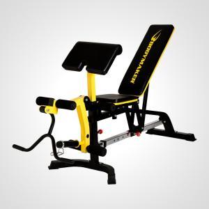 フラットマルチベンチ V BODYMAKER 筋トレ 腹筋 筋肉 ダンベル 自宅 ベンチプレス 上腕二頭筋 スポーツジム 肉体改造 二の腕 バーベル|bodymaker