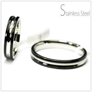 指輪 ステンレス アクセサリー ボディピアス ブラックスティール|bodywell