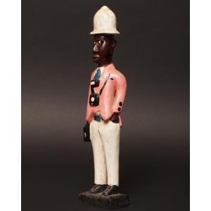 アフリカ コートジボワール バウレ族 コロン人形 No.1  彫刻 木彫り |bogolanmarket