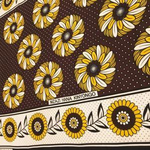 アフリカ ケニア モンバサ カンガ No.41 アフリカンワックス アフリカ布|bogolanmarket