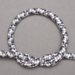 ジェンベ ジャンベ用ロープ ホワイトxグレー  5mm経 アフリカンドラム ドラムロープ 5ミリ bogolanmarket