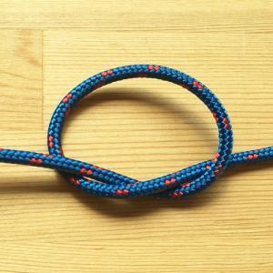 ジェンベ ジャンベ用ロープ ブルーxレッド  5mm経 アフリカンドラム ドラムロープ 5ミリ bogolanmarket