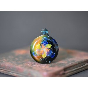 花火硝子 ガラスペンダントトップ hg-57|bohemian-shop