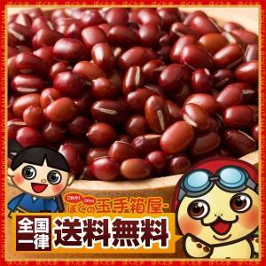 小豆 国産 北海道産 国産小豆 500g 送料無料 ポイント消化|bokunotamatebakoya