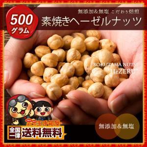 ヘーゼルナッツ 500g 無添加 素焼き ヘーゼル 送料無料|bokunotamatebakoya