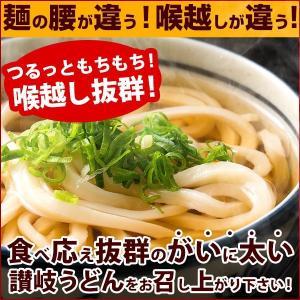 讃岐うどん 麺が本気で旨い ご当地うどん お試...の詳細画像3