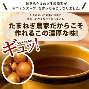 玉ねぎスープ オニオンスープ お試し 3包入り 淡路島産100% 玉葱 タマネギ 乾燥スープ 即席 送料無料 SALE セール|bokunotamatebakoya|03