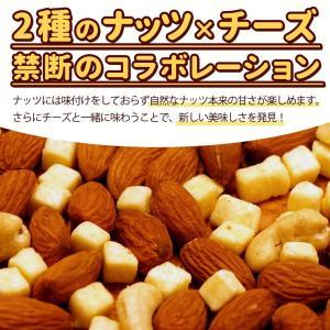 ナッツ ミックスナッツ チーズ Chu-Chu-ナッツ 250g チーズ入り チューチュー ミックスナッツ [アーモンド カシューナッツ チーズ お手軽 サイズ ] bokunotamatebakoya 06