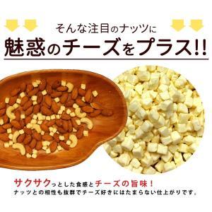 ナッツ ミックスナッツ チーズ Chu-Chu-ナッツ 250g チーズ入り チューチュー ミックスナッツ [アーモンド カシューナッツ チーズ お手軽 サイズ ] bokunotamatebakoya 08