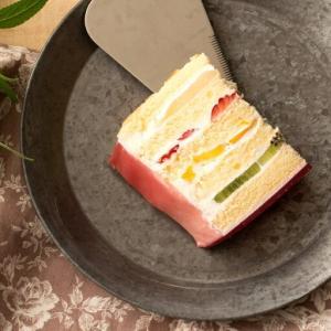 ケーキ デコレーション苺の可愛すぎる 萌え断ケーキ 西内花月堂 萌えるほどに可愛い断面のケーキ かわいい 冷凍便配送|bokunotamatebakoya|05