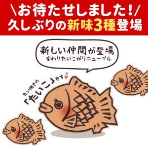 たい焼き 和菓子 送料無料 クロワッサン 鯛焼き 9種から選べる 30匹 セット つぶあん こしあん クリーム 豆 餡 たいやき 冷凍便|bokunotamatebakoya|02