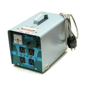 ポータブル変圧器 トランスターV STV-3000|bokunou