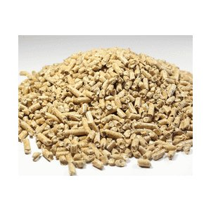 100%天然木材を原料に、圧縮成型したペレット状のトイレ砂です。消臭効果も良く、自然の木の香りでペッ...